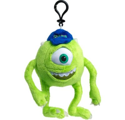 Clip-On Monsters University Mike Plush