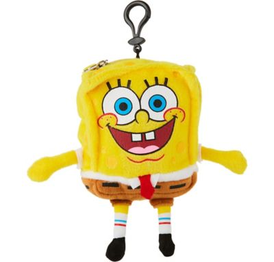 Clip-On SpongeBob Plush
