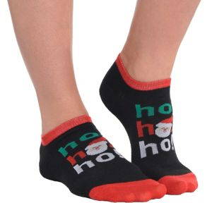 Ho Ho Ho Ankle Socks