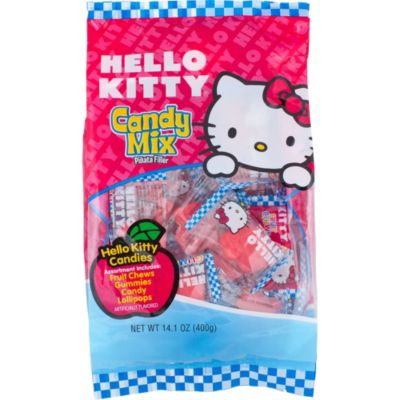 Hello Kitty Pinata Filler 58pc