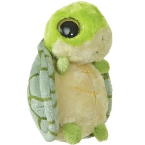 Shelbee YooHoo & Friends Turtle Plush with Sound Effect