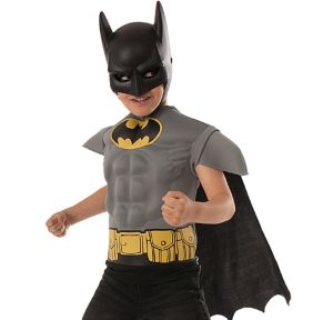 Child Batman Muscle Shirt
