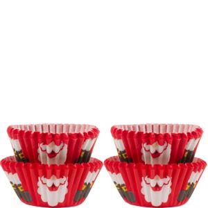 Santa Beard Mini Baking Cups 100ct