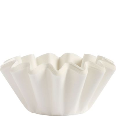 White Wave Baking Cups 24ct