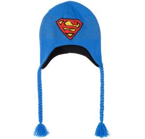 Superman Logo Peruvian Hat