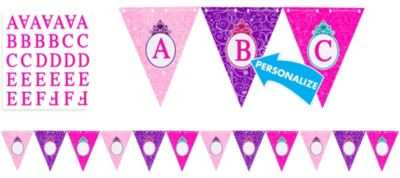 Disney Princess Pennant Banner Kit