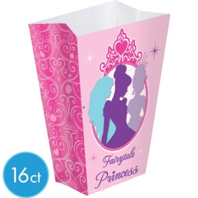 Disney Princess Favor Boxes 16ct
