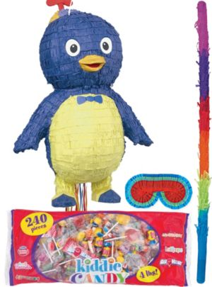 Pull String Pablo Backyardigans Pinata Kit
