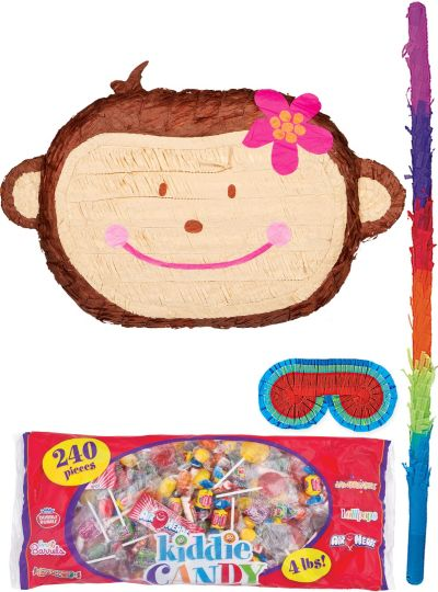 Monkey Love Pinata Kit