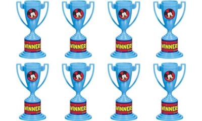 Mickey Mouse Trophies 8ct