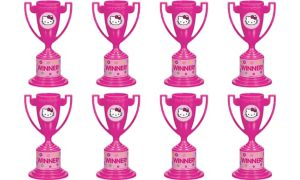 Hello Kitty Trophies 8ct