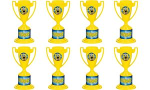 SpongeBob Trophies 8ct