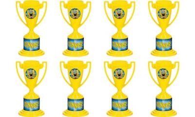 SpongeBob Trophies 8ct