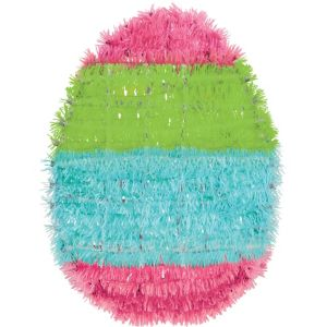 Tinsel Easter Egg