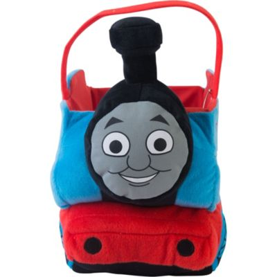 Plush Thomas the Tank Engine Easter Basket
