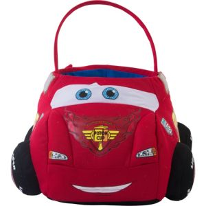 Plush Cars Easter Basket
