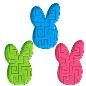 Bunny Maze Puzzles 8ct