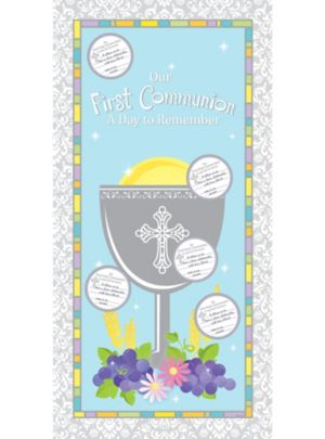 First Communion Activity Kit 31pc