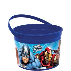 Avengers Favor Container 4in