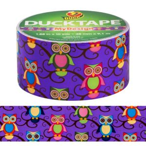 Owl Duck Tape