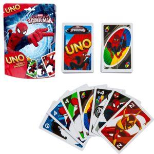 Spider-Man UNO Game Bag