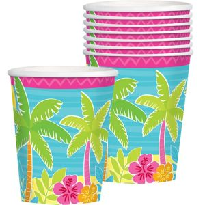 Summer Scene Cups 50ct