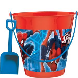 Spider-Man Pail with Shovel