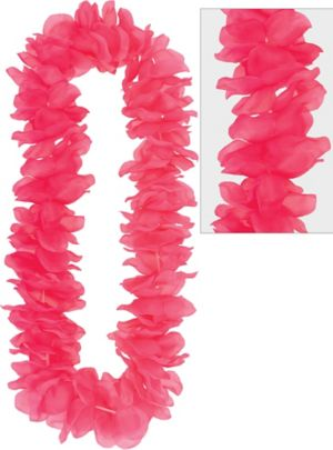 Pink Paradise Flower Lei