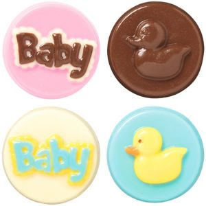 Baby Cookie Mold