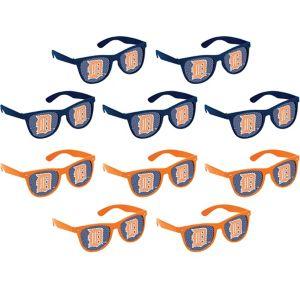 Detroit Tigers Printed Glasses 10ct