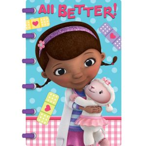 Doc McStuffins Thank You Notes 8ct