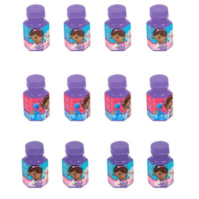 Doc McStuffins Bubbles 12ct