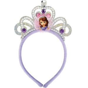 Deluxe Sofia the First Tiara Headband