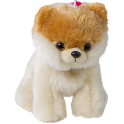 Clip-On Boo Plush