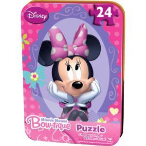 Minnie Mouse Mini Puzzle 24pc