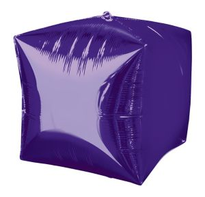 Purple Cubez Balloon