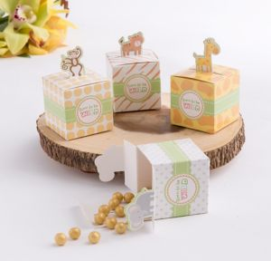 Born to Be Wild Jungle Favor Boxes 24ct
