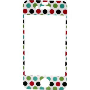 Polka Dot Screen Protector for iPhone 4/4s