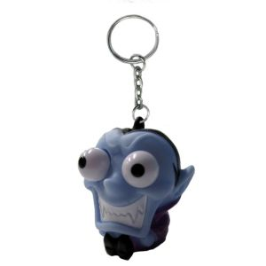 Eye Pop Squeeze Dracula Keychain