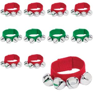 Jingle Bell Bracelets 12ct