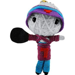 Willie Voodoo Doll Key Chain