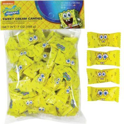 SpongeBob Cream Candies