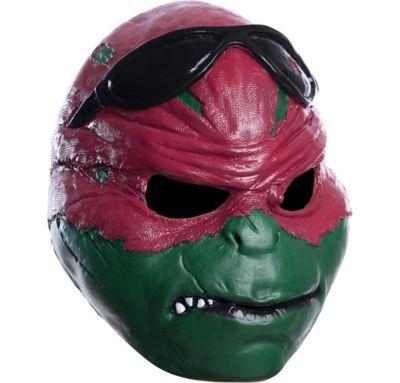 Child Raphael Mask - Teenage Mutant Ninja Turtles