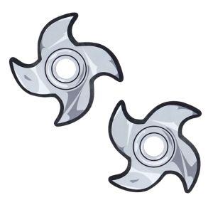 Stink Bomb Ninja Stars - Skylanders 2ct