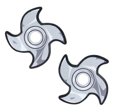 Skylanders Stink Bomb Ninja Stars