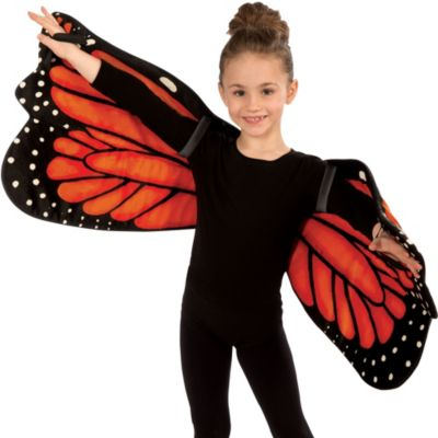 Child Plush Butterfly Wings