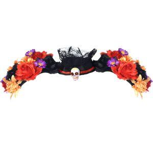 Day of the Dead Flower Epaulette