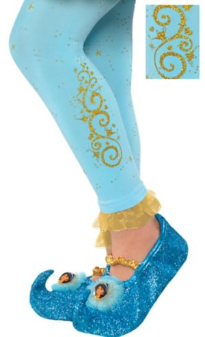 Child Footless Jasmine Tights
