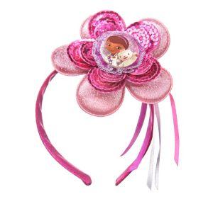 Flower Doc McStuffins Headband Deluxe