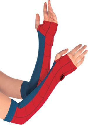 Spider-Girl Arm Warmers